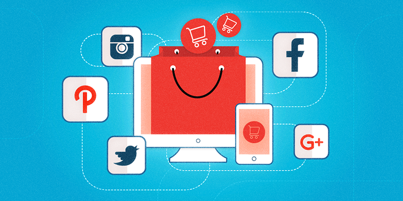 High Mobile Penetration And Social Media Drive Online Shopping